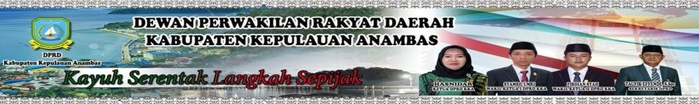 DPRD Kabupaten Anambas