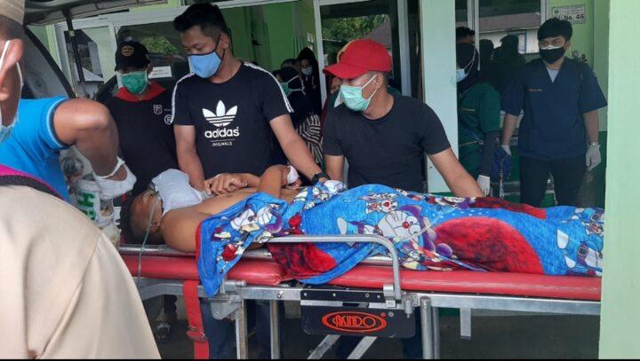Untuk Bantu Biaya Perawatan Ino, Zulhardi Coba Ketuk Pintu Hati Pemangku Negeri, SamuderaKepri
