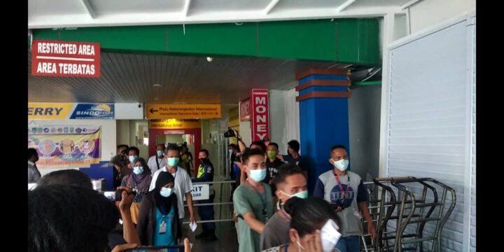 Kosongkan Imigran, Malaysia Deportasi Ratusan Pekerja Migran Indonesia, SamuderaKepri